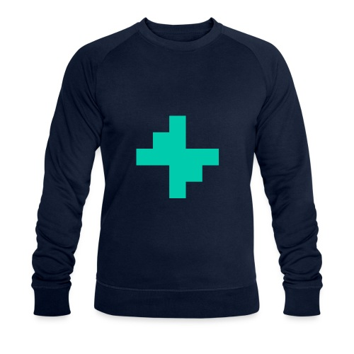 Bluspark Bolt - Men's Organic Sweatshirt