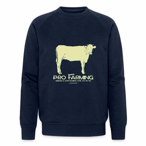 PRO Farming - Felpa ecologica da uomo di Stanley & Stella