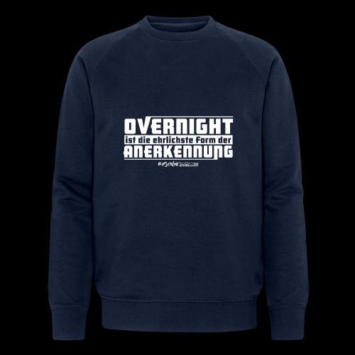 Overnight - Männer Bio-Sweatshirt von Stanley & Stella