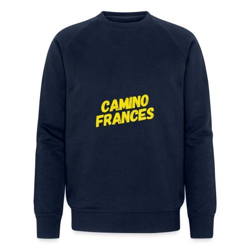 Camino Frances - Männer Bio-Sweatshirt von Stanley & Stella