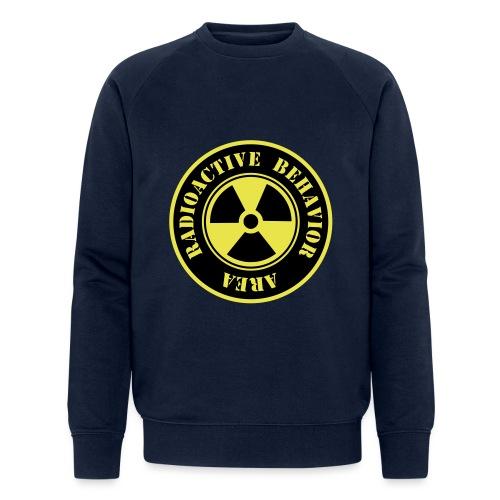 Radioactive Behavior - Sudadera ecológica hombre de Stanley & Stella