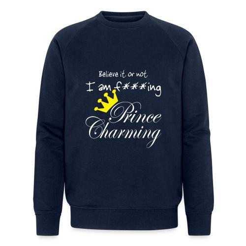 Prince Charming - Männer Bio-Sweatshirt von Stanley & Stella