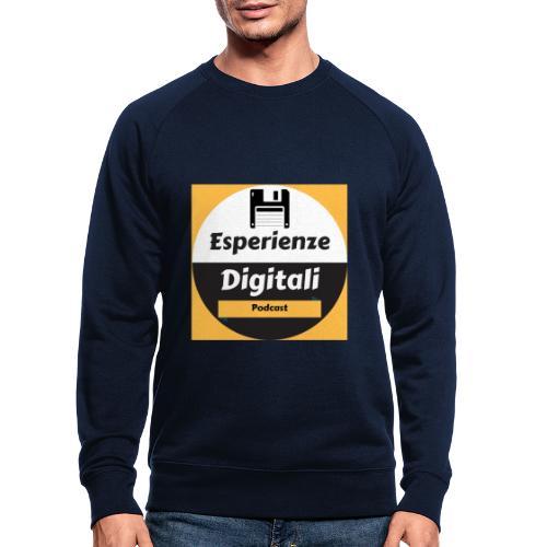 Logo Esperienze Digitali - Felpa ecologica da uomo