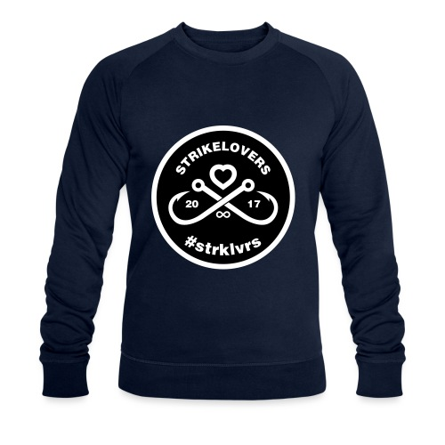 StrikeLovers Circle Vector - Männer Bio-Sweatshirt von Stanley & Stella