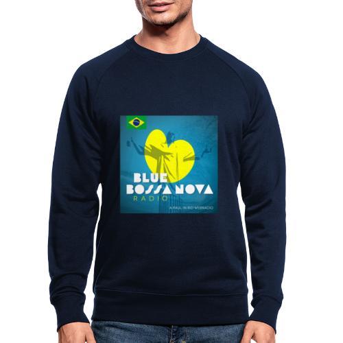 BLUE BOSSA NOVA RADIO - Men's Organic Sweatshirt
