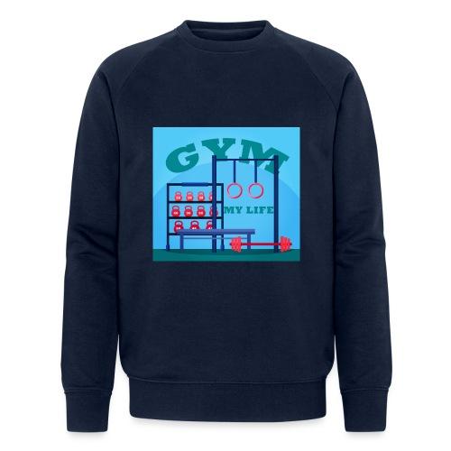 GYM - Miesten luomucollegepaita