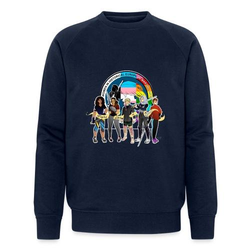 HEMAWomen2 - Men's Organic Sweatshirt