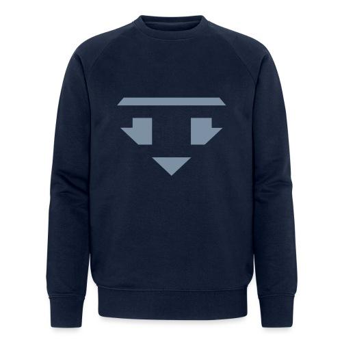 Twanneman logo Reverse - Mannen bio sweatshirt van Stanley & Stella