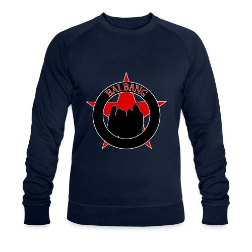 ryggtavla2 - Men's Organic Sweatshirt by Stanley & Stella