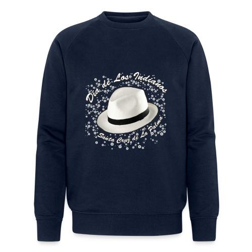 Dia de Los Indianos - Männer Bio-Sweatshirt