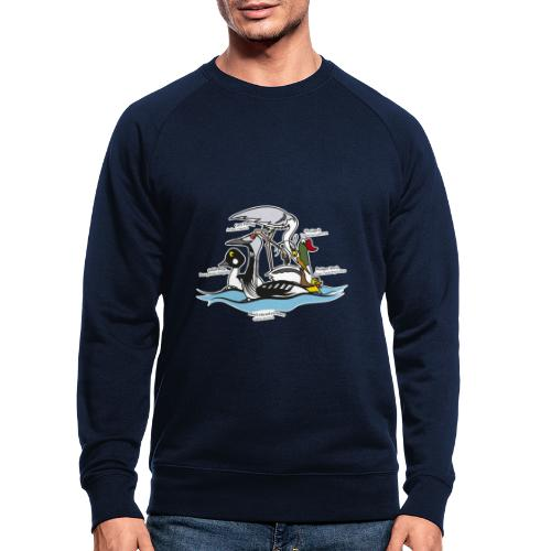 Birds of a Feather - Men's Organic Sweatshirt