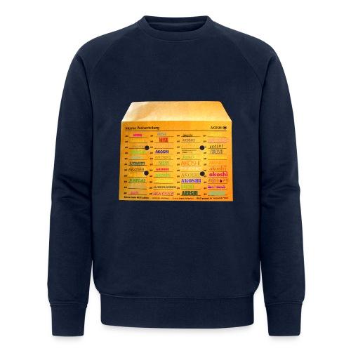 HAUSPOST - Männer Bio-Sweatshirt von Stanley & Stella