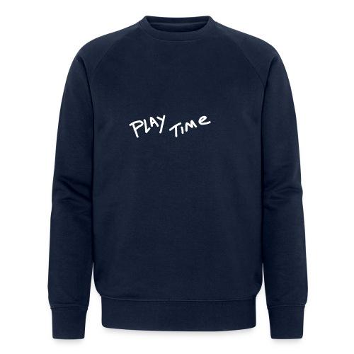 Play Time Tshirt - Men's Organic Sweatshirt
