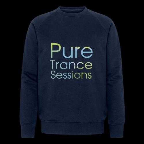 PureTrance100 transparantGROOT kopie png - Men's Organic Sweatshirt by Stanley & Stella