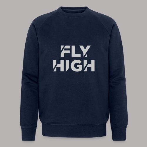 Fly High - Männer Bio-Sweatshirt von Stanley & Stella