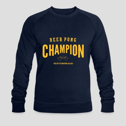Beerpong Champion T-Shirt - Männer Bio-Sweatshirt von Stanley & Stella