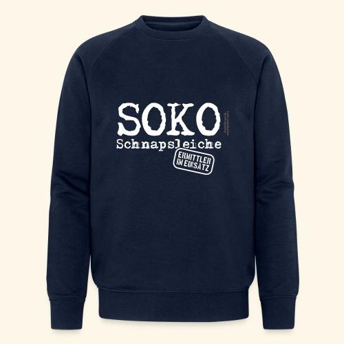 Sauf T Shirt SOKO Schnapsleiche - Männer Bio-Sweatshirt von Stanley & Stella