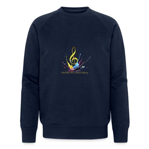 SERIE01 9transparent - Männer Bio-Sweatshirt von Stanley & Stella