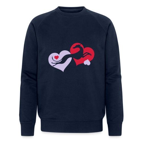 Lévrier Valentin - Sweat-shirt bio Stanley & Stella Homme
