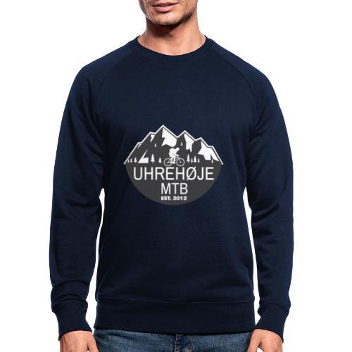 UhreHøje MTB - Økologisk sweatshirt til herrer