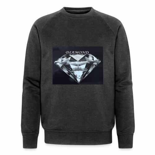 Diamond - Ekologisk sweatshirt herr från Stanley & Stella