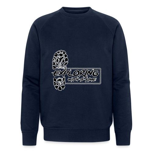 logotrns 2500 - Mannen bio sweatshirt van Stanley & Stella