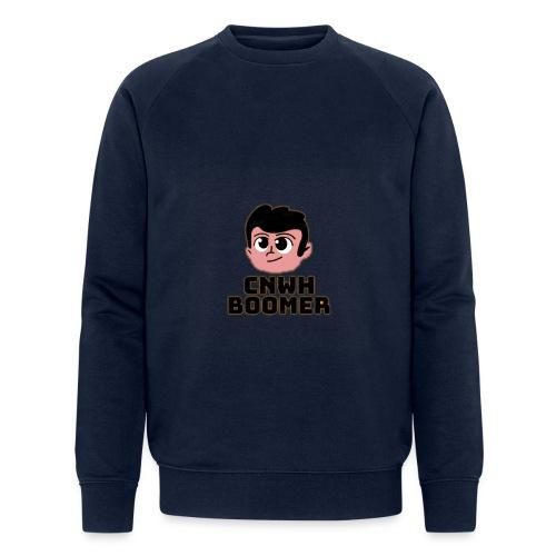 CnWh Boomer Merch - Ekologisk sweatshirt herr från Stanley & Stella