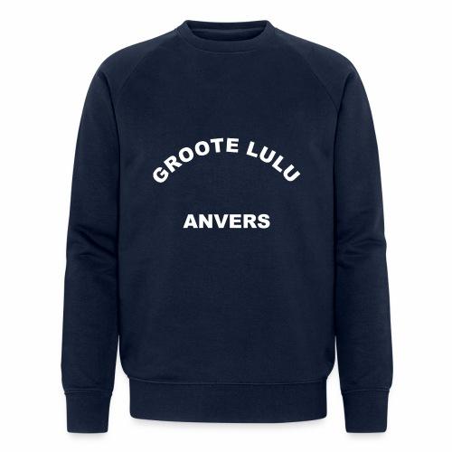 Groote Lulu Anvers - Sweat-shirt bio Stanley & Stella Homme