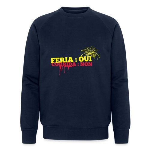 feria - Sweat-shirt bio Stanley & Stella Homme