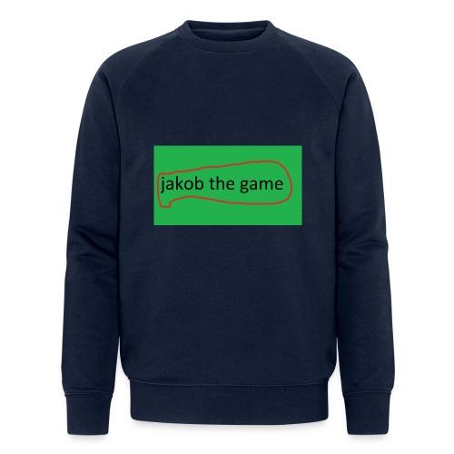 jakob the game - Økologisk Stanley & Stella sweatshirt til herrer