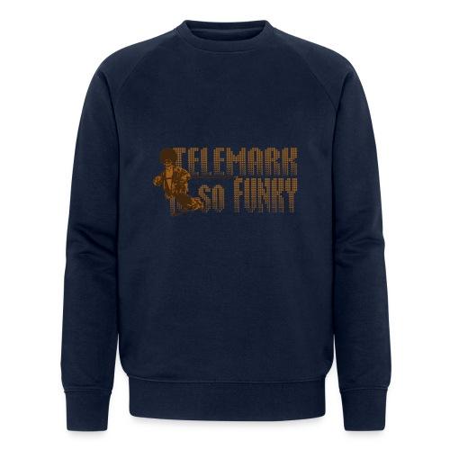 Telemark is so Funky - Sweat-shirt bio Stanley & Stella Homme