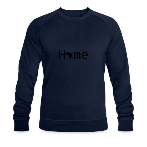 Sweet Home Africa - Männer Bio-Sweatshirt