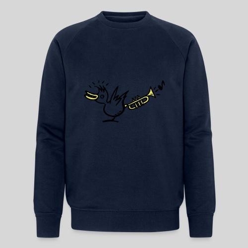 trompetenvogel - Männer Bio-Sweatshirt von Stanley & Stella