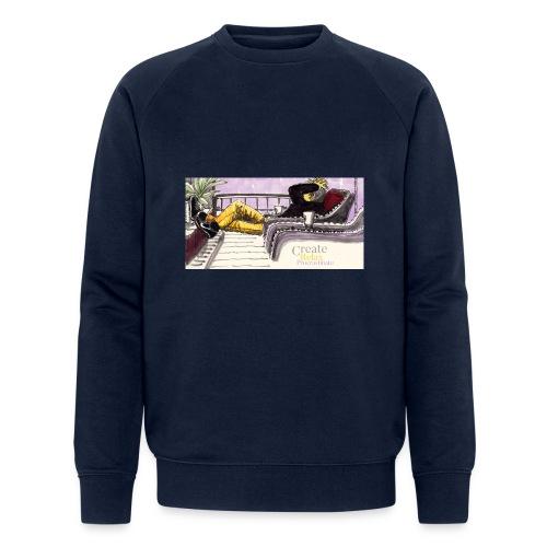 Work Relax Coffee Shop_St - Ekologisk sweatshirt herr från Stanley & Stella