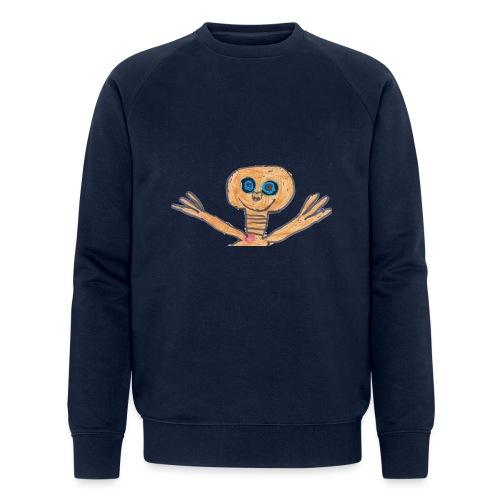 E.T. von Raban - Männer Bio-Sweatshirt