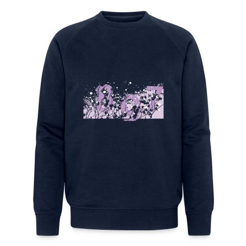 pink digital theme 897 - Ekologiczna bluza męska Stanley & Stella