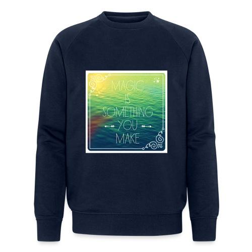 MAGIC - Mannen bio sweatshirt
