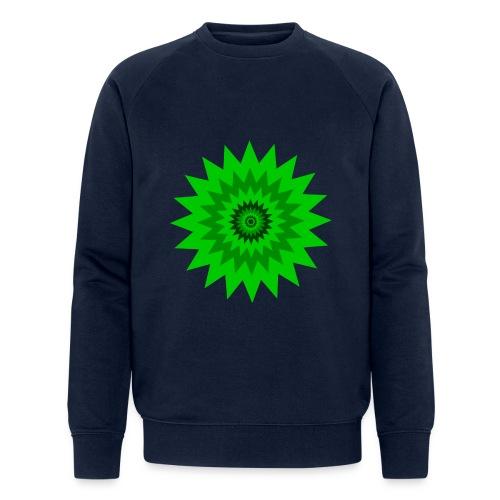 Grüne Sonne - Männer Bio-Sweatshirt von Stanley & Stella