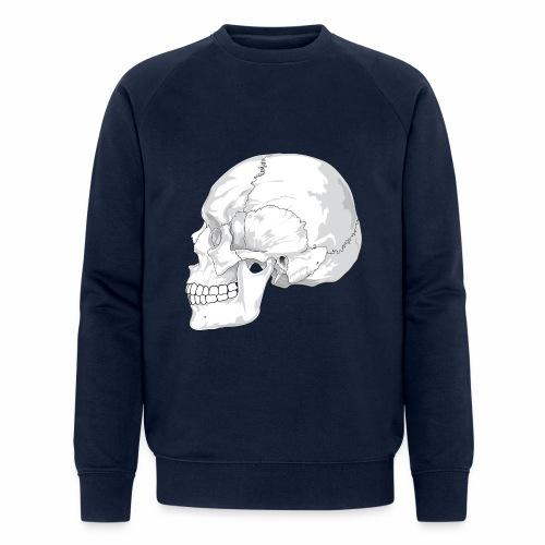 Schädel - Männer Bio-Sweatshirt von Stanley & Stella