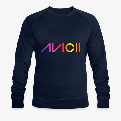 Color logo - Ekologisk sweatshirt herr från Stanley & Stella