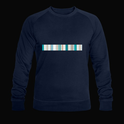 stripes - Sudadera ecológica hombre
