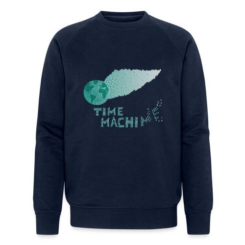 Time Machine - Männer Bio-Sweatshirt von Stanley & Stella