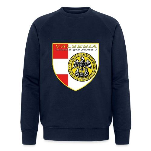 scudo simbolo comunità Valsesiana - Felpa ecologica da uomo di Stanley & Stella