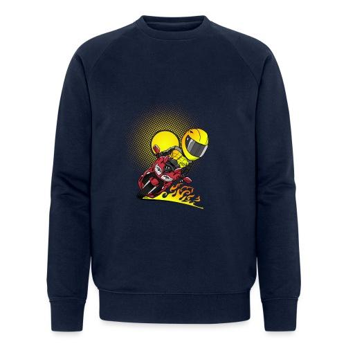 0791 fjr ROOD sun - Mannen bio sweatshirt van Stanley & Stella