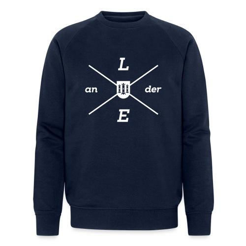 L an der E - Männer Bio-Sweatshirt von Stanley & Stella