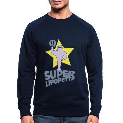 SUPER LIPOPETTE - Sweat-shirt bio
