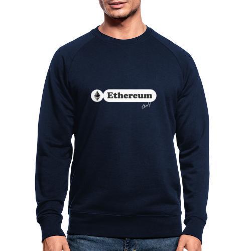 Ethereum Only - Sweat-shirt bio Stanley & Stella Homme
