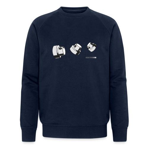2wear caps flow ver02 - Økologisk Stanley & Stella sweatshirt til herrer