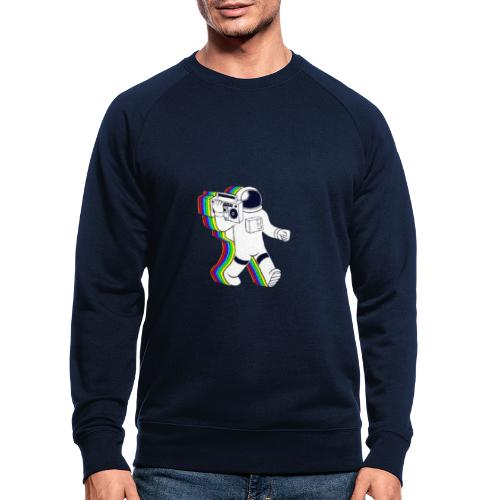 Astronaut - Männer Bio-Sweatshirt