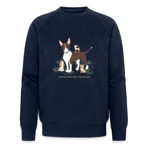Dog edition - Ekologisk sweatshirt herr från Stanley & Stella